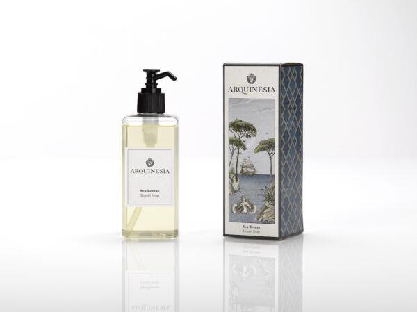 Sea Breeze liquid soap