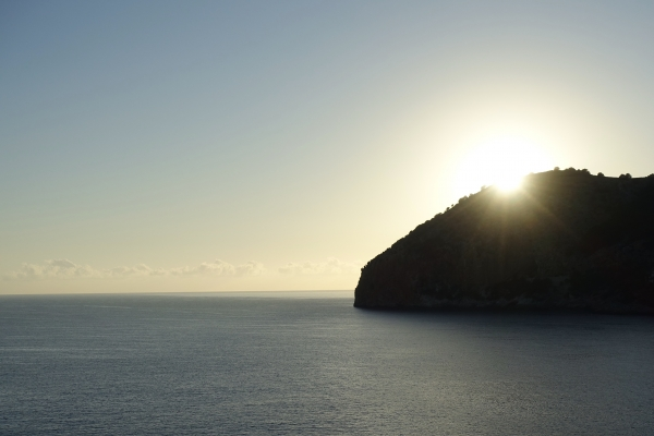 Sea breeze Mallorca