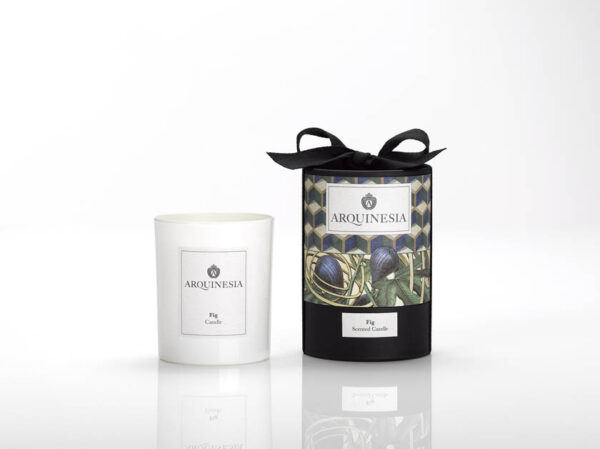 Fig scented candle