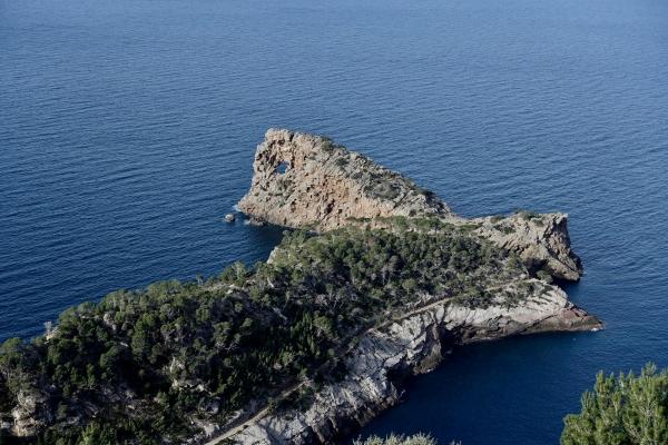 Mallorca sea breeze