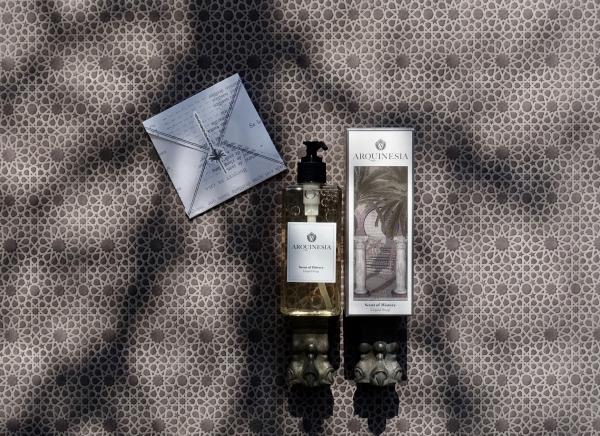 Arquinesia liquid soap scent of history