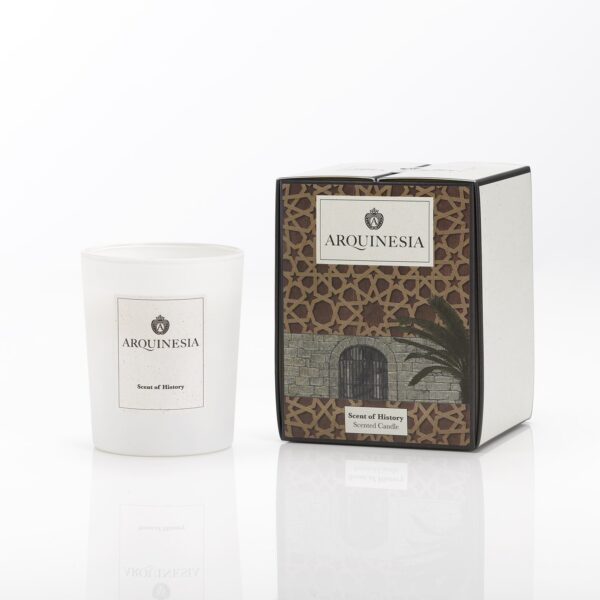 Scent of History Candle & Box