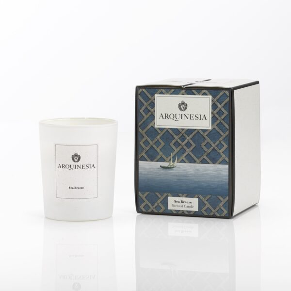 Sea Breeze Candle & Box