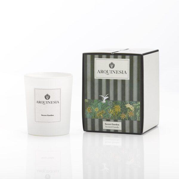 Secret Garden Candle & Box