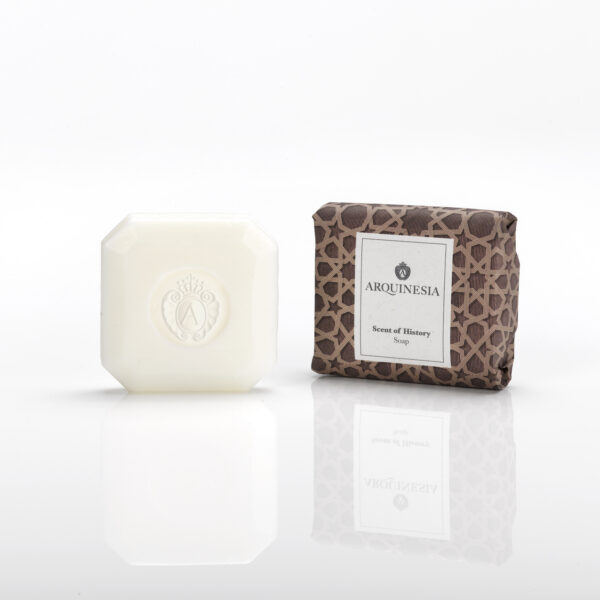 Scent of history soap